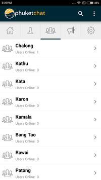 Phuket Chat (Unreleased) apk screenshot