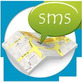 Geo SMS icon