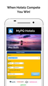 Phu Quoc Hotel Deals apk screenshot