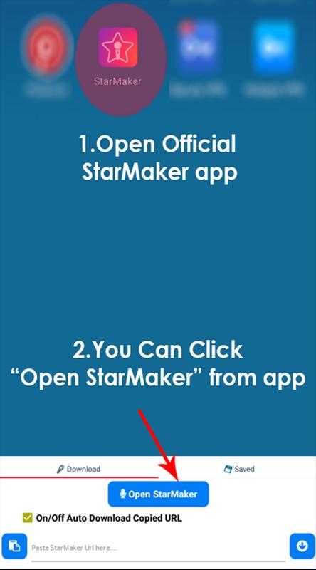 Sing Downloader For Starmaker For Android Apk Download