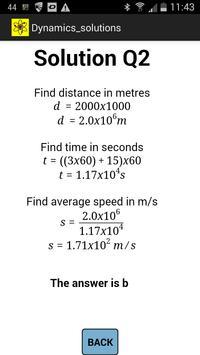 Physics Quiz poster