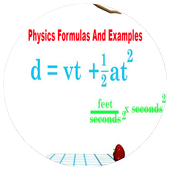Physics Formulas And Examples icon