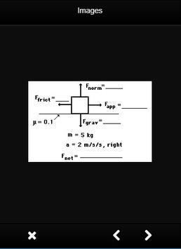Physics Formulas And Examples screenshot 3