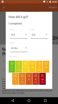 SafeSpine apk screenshot