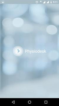 Physiodesk poster