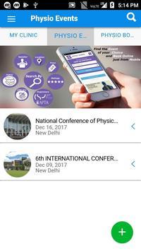 Physio Test App screenshot 1