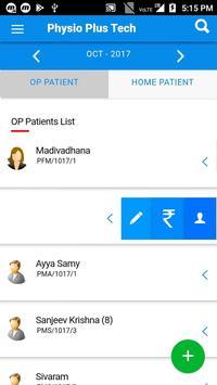 Physio Test App screenshot 3