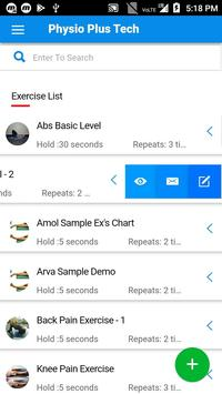 Physio Test App screenshot 6