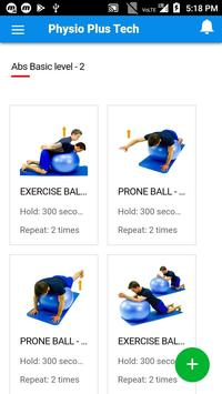 Physio Test App screenshot 7