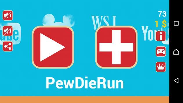 PewDieRun poster