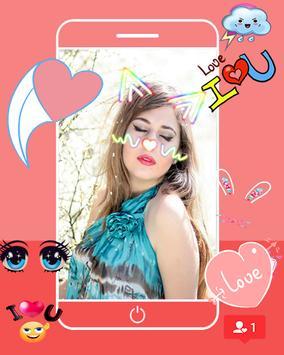 B162 Selfie - Face Art Camera apk screenshot
