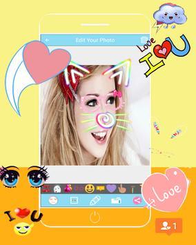 B63 Camera - Sweet Selfie Pro apk screenshot