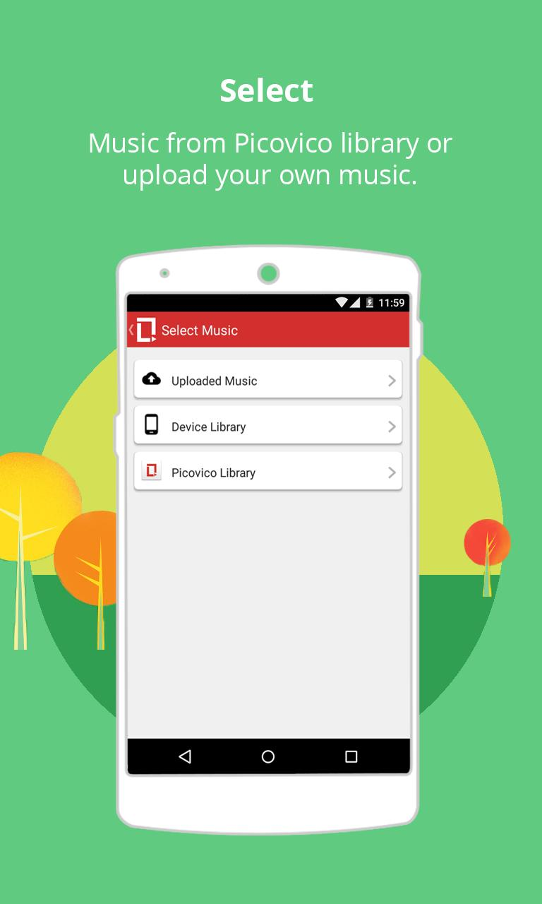 PICOVICO Slideshow Maker for Android - APK Download