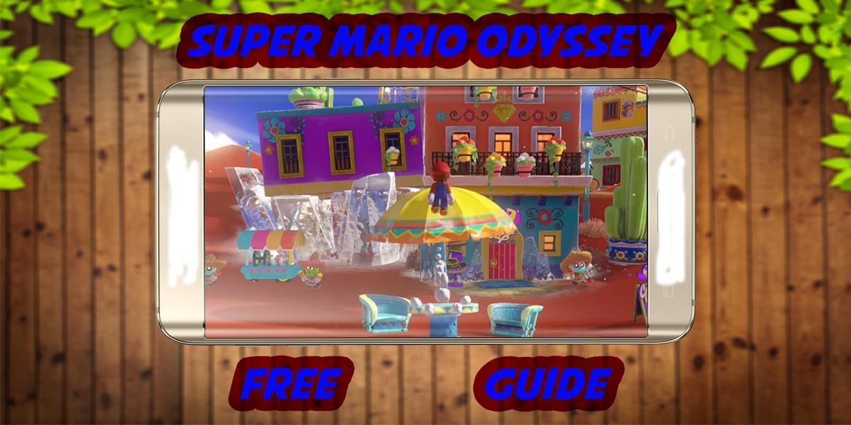 Game Mario Odyssey Guide For Android Apk Download