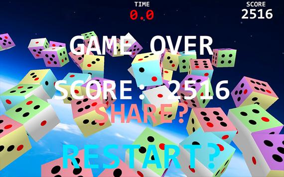Colorful Dice -Jolly Puzzle- screenshot 2