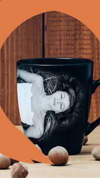 ☕ Coffee Cup/Mug Photo Frames apk screenshot
