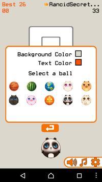 Cute Basketball Messenger screenshot 8