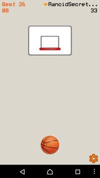 Cute Basketball Messenger poster