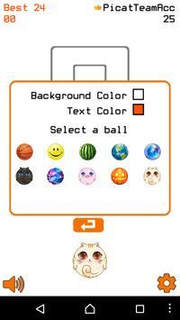 Cute Basketball Messenger screenshot 13