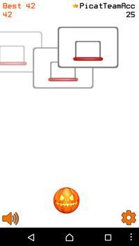 Cute Basketball Messenger screenshot 12