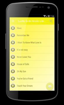 Lucky Dube Mp3 Songs Lyrics screenshot 2