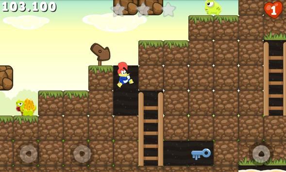 Woody Epic Adventure : Woodpecker Game screenshot 3
