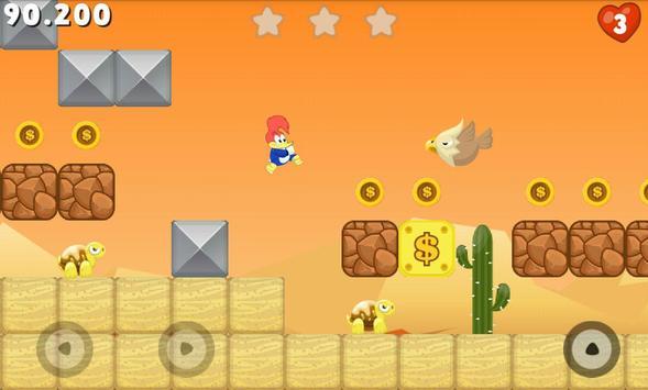 Woody Epic Adventure : Woodpecker Game screenshot 12