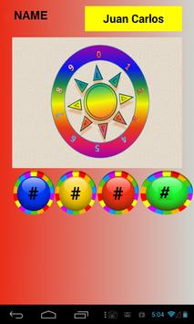 PICAS y FIJAS - Guess a Number apk screenshot