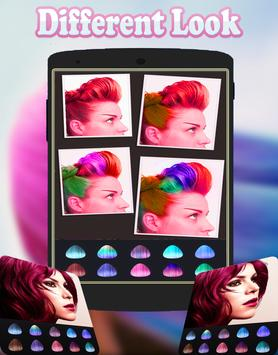 Change Hair Color screenshot 2