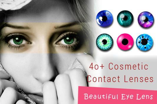 Change Eyes Color poster