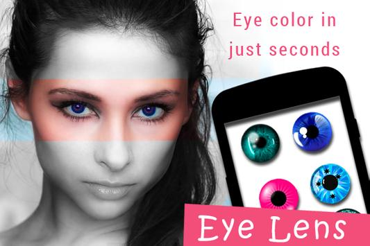 Change Eyes Color screenshot 2