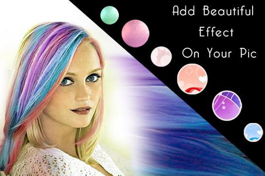 Change Hair Color screenshot 10
