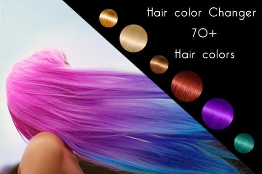 Change Hair Color screenshot 8