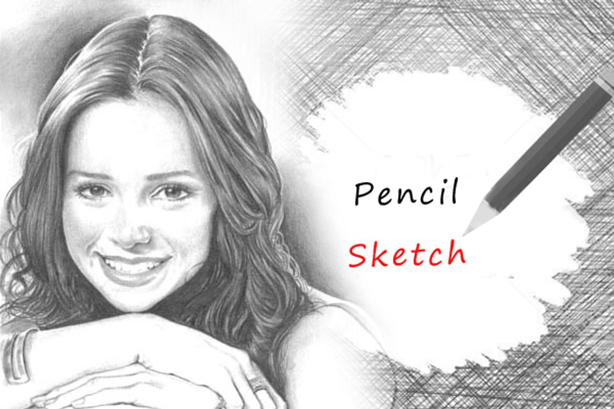 Pencil sketch effects screenshot 5