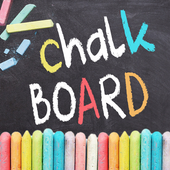 Chalkboard Sign Maker icon