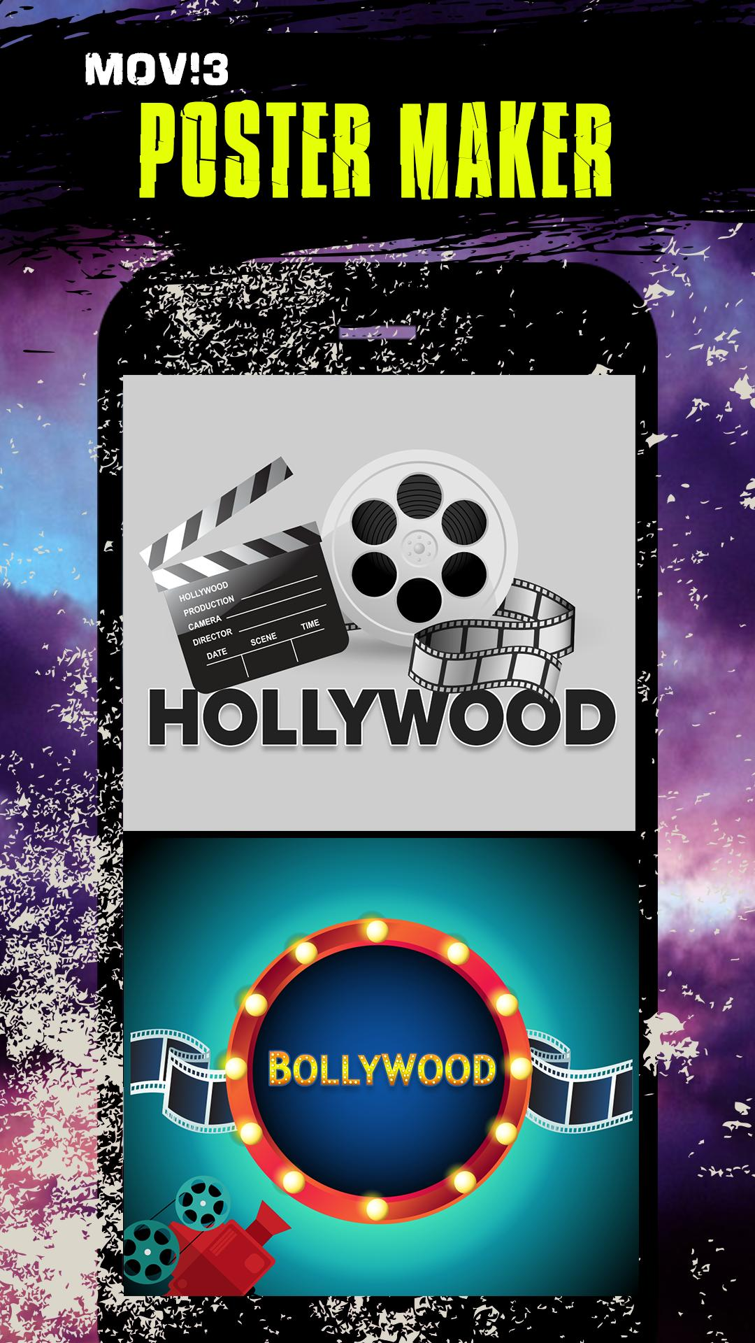 Movie Poster Maker Photo Editor For Android Apk Download