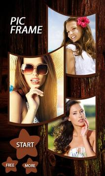 Pic Frames With Effects poster
