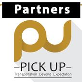Pickup - Partners icon