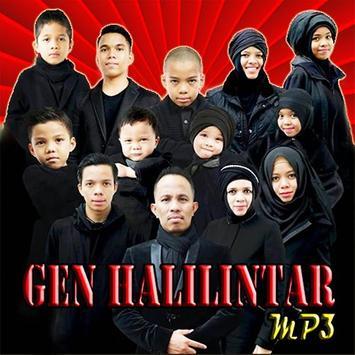 Lagu Gen Halilintar Terbaik poster