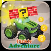 Pickle Adventure World icon