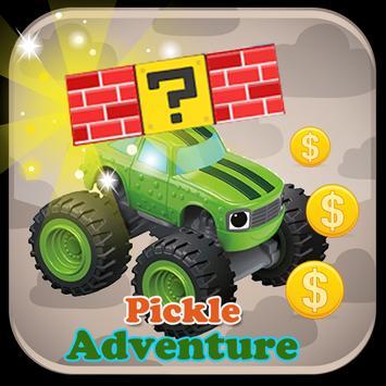Pickle Adventure World poster