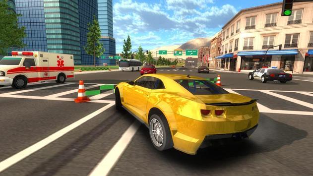 ultimate car driving simulator mod apk android 1