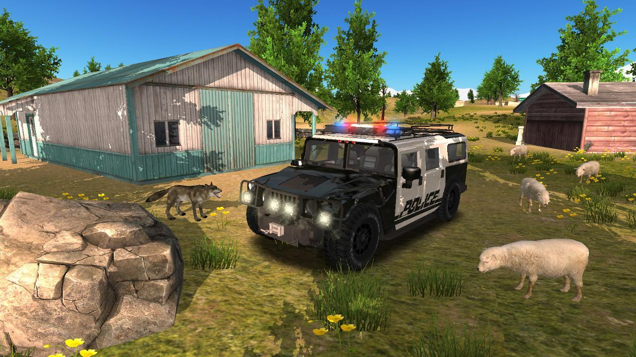 Police Car Driving Offroad for Android - APK Download