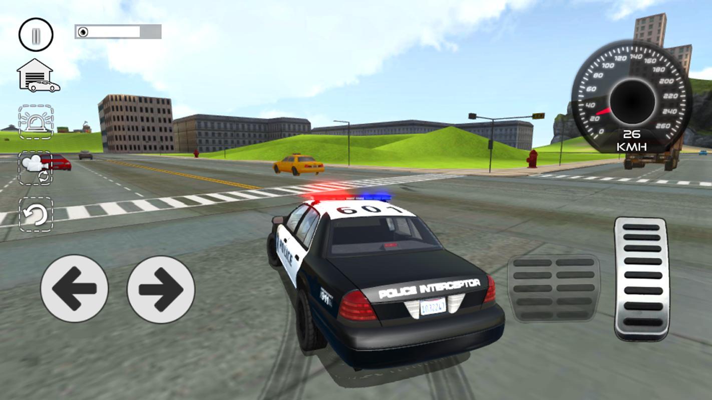 police car drift simulator para android apk baixar. Black Bedroom Furniture Sets. Home Design Ideas