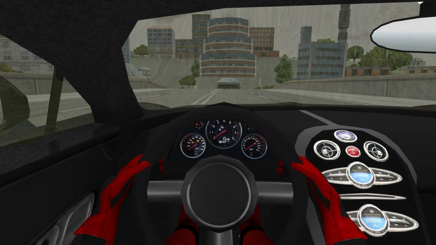 Car driver game apk android