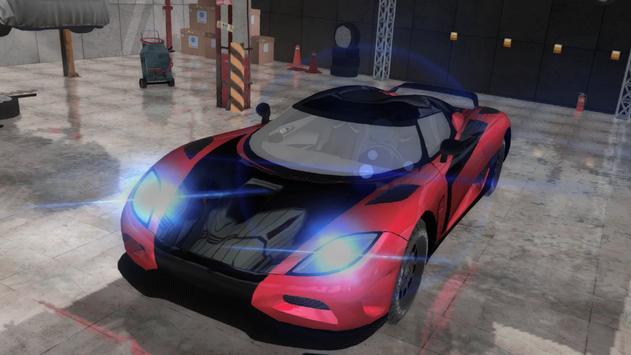 Extreme Car Racing 3D apk screenshot