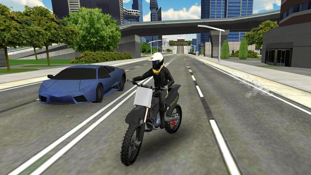 Police Bike City Simulator apk screenshot
