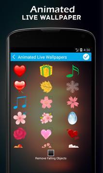 Animated Live Wallpapers apk screenshot
