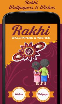 Rakhi Wishes and Wallpapers poster