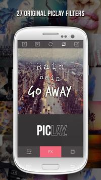 Piclay - Photo Editor poster
